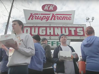 Runner, 58, Dies After Experiencing 'Chest Pains' During Krispy Kreme Challenge Doughnut Race
