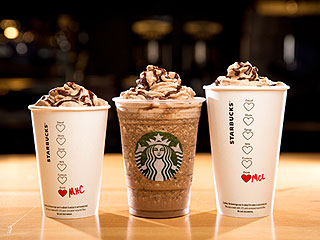 Starbucks Releases 3 'Molten Chocolate' Drinks for Valentine's Day – Only Available This Week!