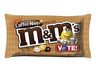 Stop Everything: There's Officially a New Peanut M&M's Flavor