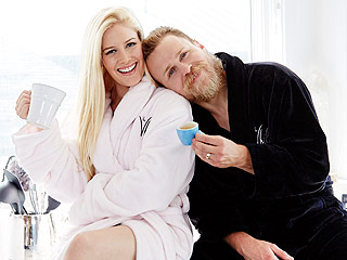 WATCH: Heidi and Spencer Pratt's Beach House Is Full of Crystals, Cappuccino, and Custom Lego Art