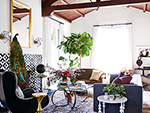 Fall Out Boy's Guitarist Gets a Rocker-Chic (and Family-Friendly!) Home Makeover
