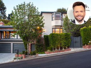 Comedian Joel McHale Is Selling His Seriously Stylish Home for $2.4 Million