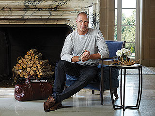 Nigel Barker on His New Furniture Line and Why He Owns a Chair Covered in Pictures of His Face