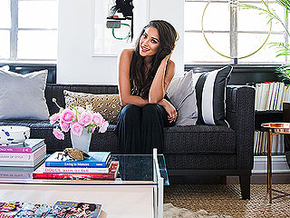 Inside Shay Mitchell's Glam Guesthouse