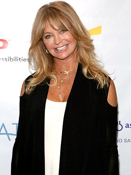 Goldie Hawn Shares Secrets to Happiness with MindUP Program