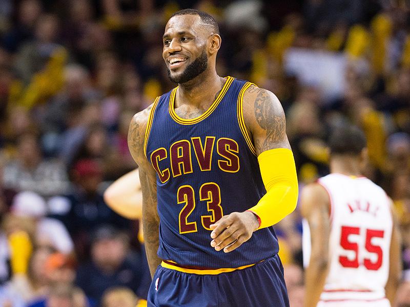 NBA Finals: LeBron James Delivers Cleveland First ...