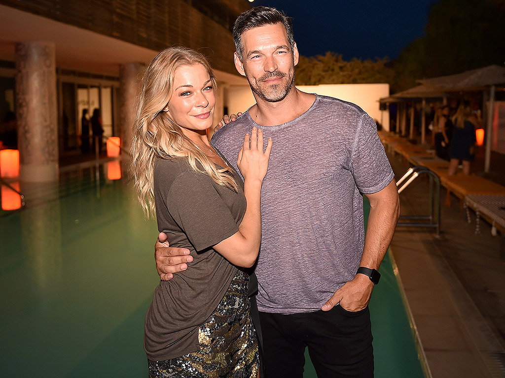 Eddie Cibrian on Brandi Glanville's Comments About LeAnn Rimes: 'She's a Liar'