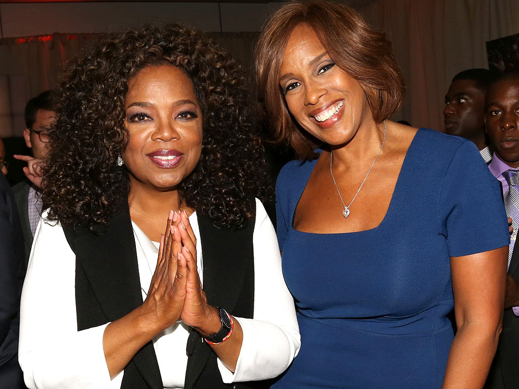 Oprah Winfrey Celebrates Weight Loss After the Holidays