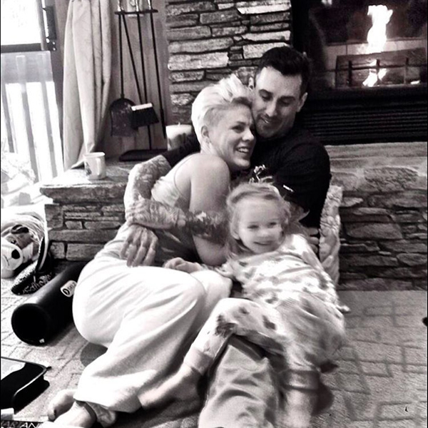 Carey Hart Shares Sweet 10-Year Anniversary Message to Pink