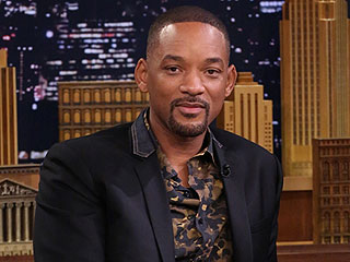 See the Will Smith Joke Larry Wilmore Cut from His White House Correspondents' Dinner Monologue