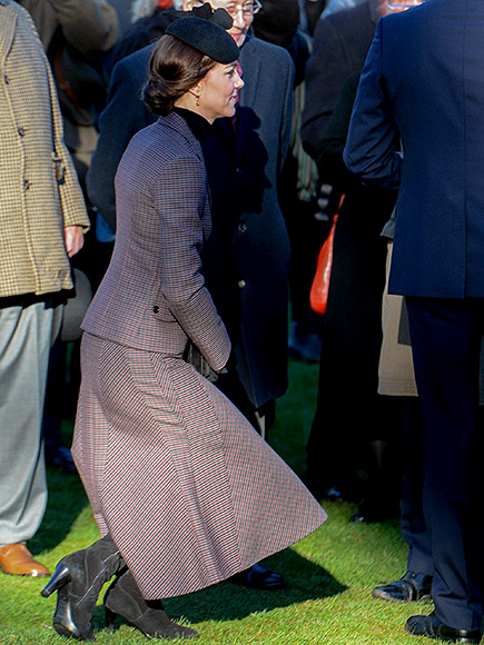 Why Princess Kate Gave a Rare and 'Unusual' Public Curtsy to Queen Elizabeth