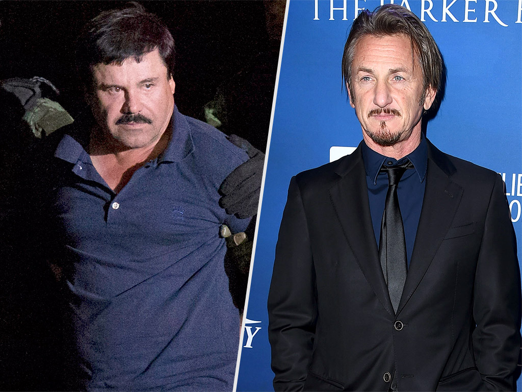 White House Questions Sean Penn's El Chapo Interview