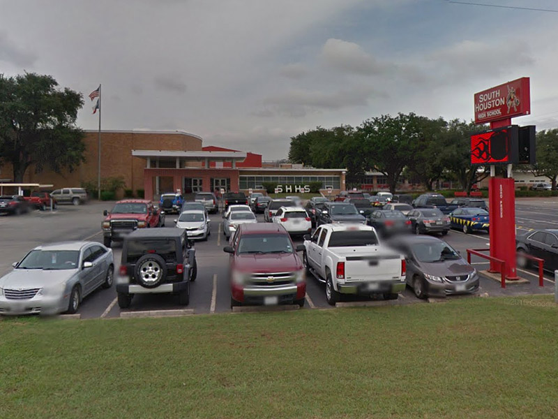 Baby's Body Found in Bathroom at South Houston High School