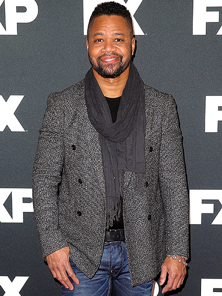 Cuba Gooding Jr. On Not Meeting O.J. Simpson For 'American Crime Story' Role