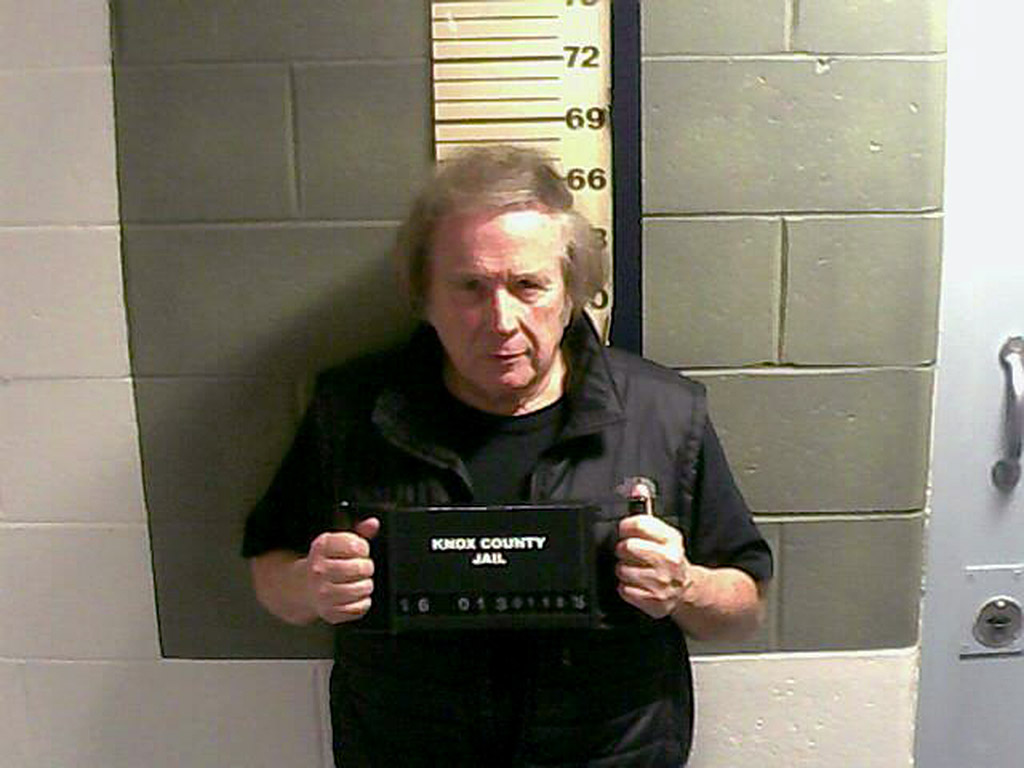 'American Pie' Singer Don McLean Arrested In Maine For Domestic Assault