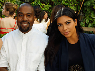 Kanye West Shares Secret of Marriage to Kim Kardashian After 'Famous' Premiere