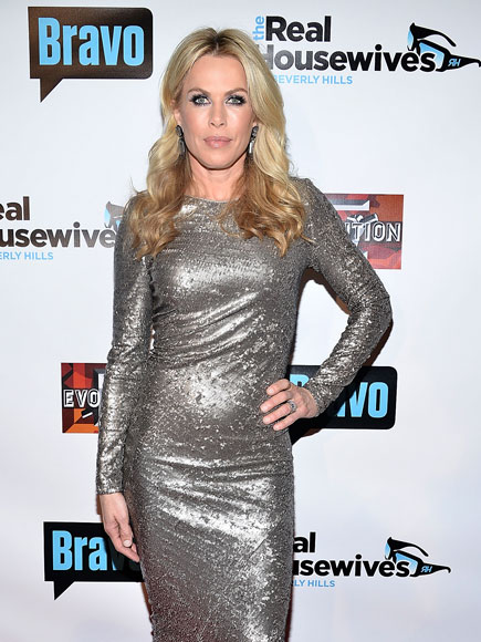 Real Housewives of Beverly Hills Kathryn Edwards on Faye Resnick Feud