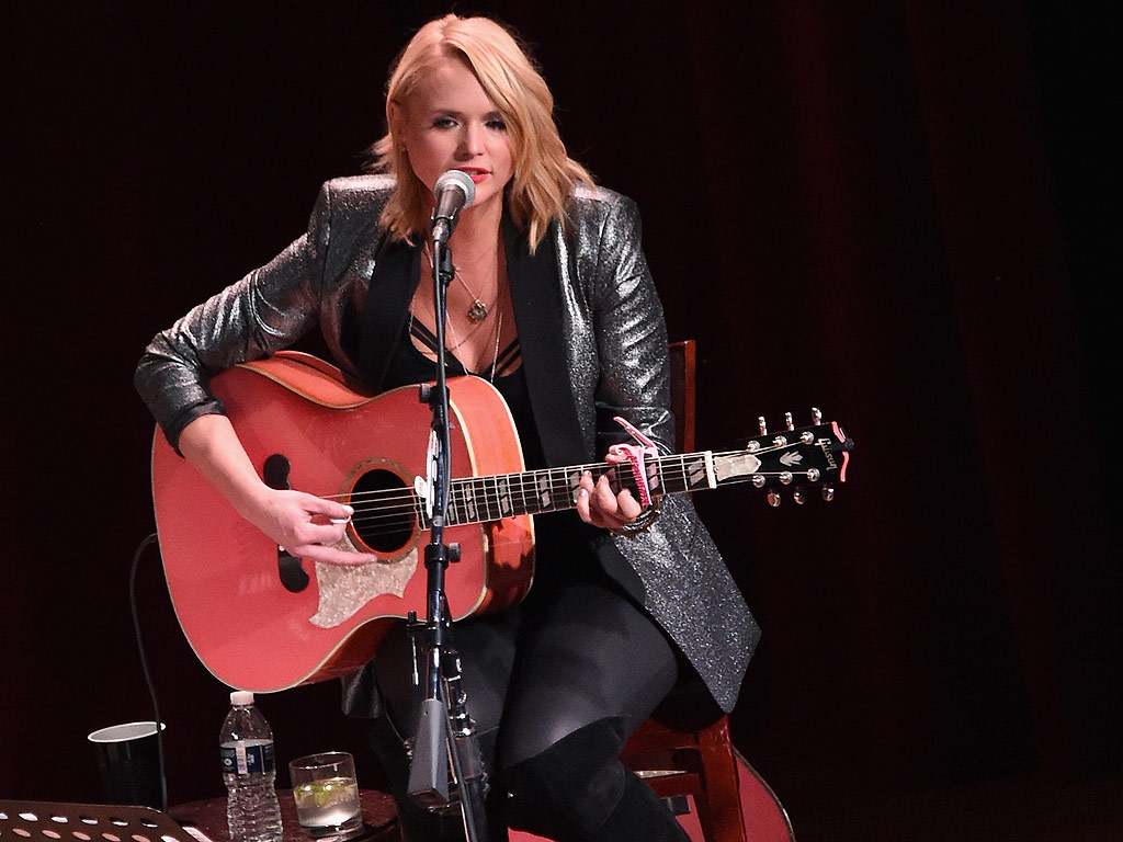 Miranda Lambert Tells Nashville Audience That She Had a 'Really S---ty 2015' – and Has the Tattoo to Prove It