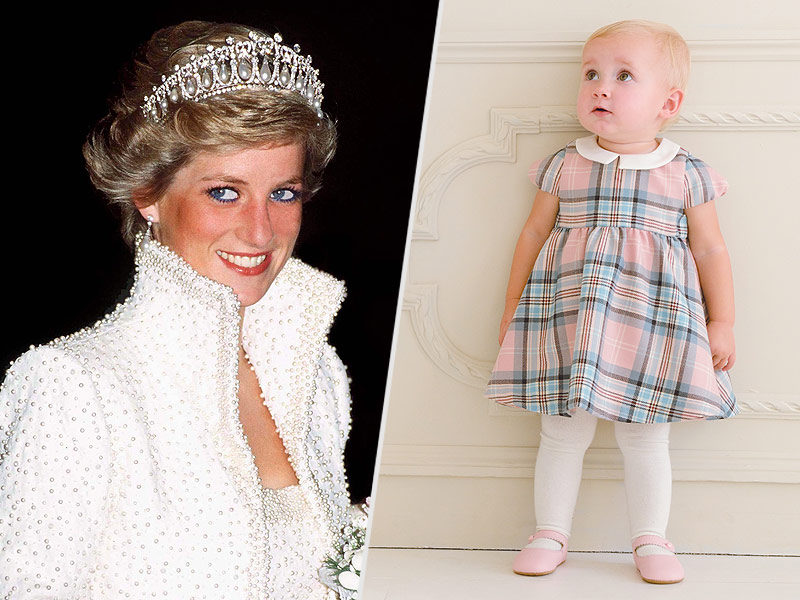 Diana Collection by Seraphine: Prince George's Influence