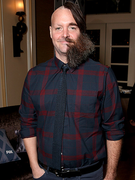 Will Forte Shaves Half of His Head for FOX All-Star Party