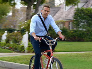 All the Swoon-Worthy GIFs You'll Ever Need from Ryan Reynold's Superbowl Commercial