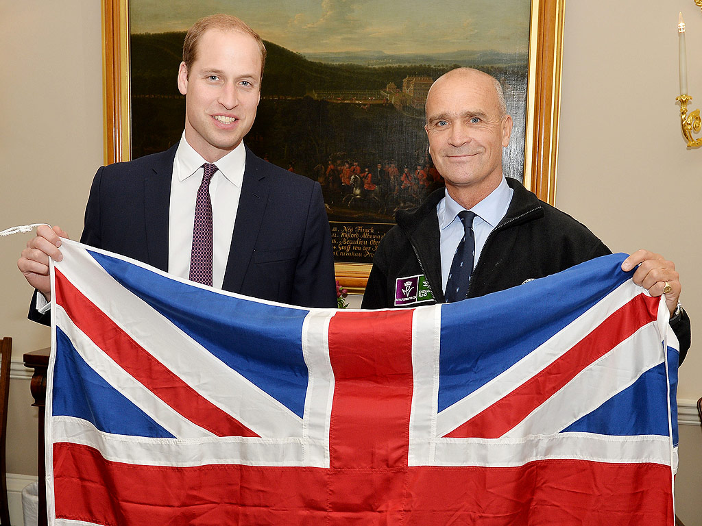 Prince William's Friend Dies During Solo Antarctic Expedition