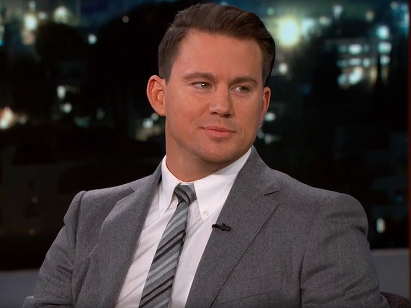 Channing Tatum 'Just Couldn't Believe' Stanford Swimmer Brock Turner's ... Channing Tatum