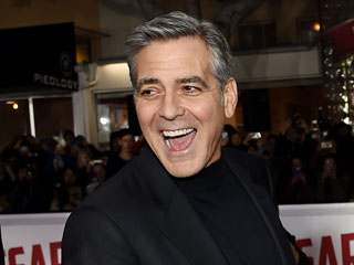 VIDEO: George Clooney Wants to Campaign For Channing Tatum's Second Sexiest Man Alive Title: