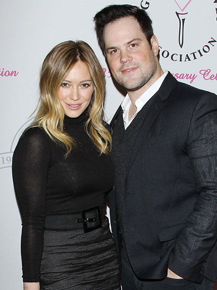 Hilary Duff's Divorce From Former NHL Star Mike Comrie Finalized