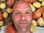 Man Is Eating Nothing but Potatoes This Year – and Has Already Lost 22 Lbs.