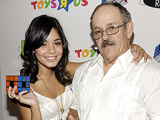 Vanessa Hudgens Shares Heartbreaking Note One Week After Her Father's Death