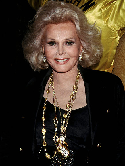 Zsa Zsa Gabor Hospitalized After Celebrating 99th Birthday: Report