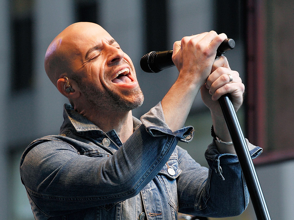 Chris Daughtry's Grilled Cheese Hack Will Make You 'See Jesus'