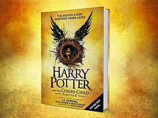 Harry Potter and the Cursed Child Will Be Released as a Book – and the Fandom's Pretty Thrilled