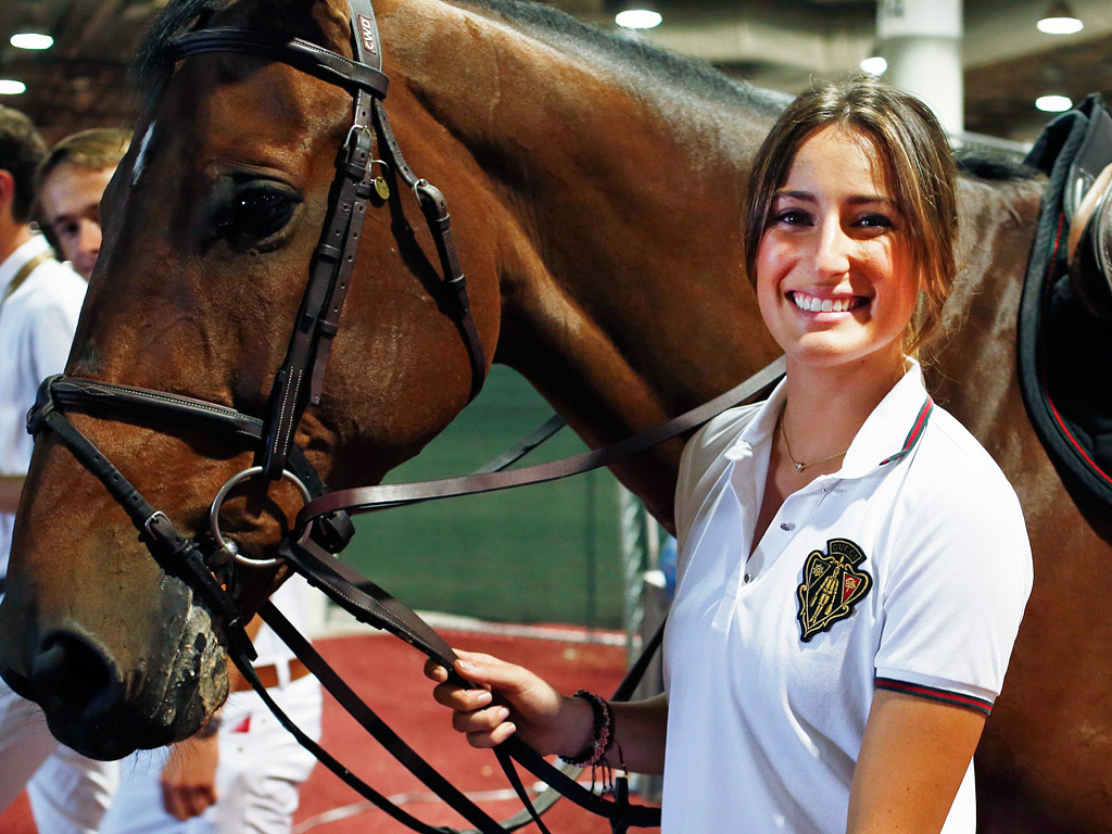 Jessica Springsteen: Five Things to Know About the Professional Rider