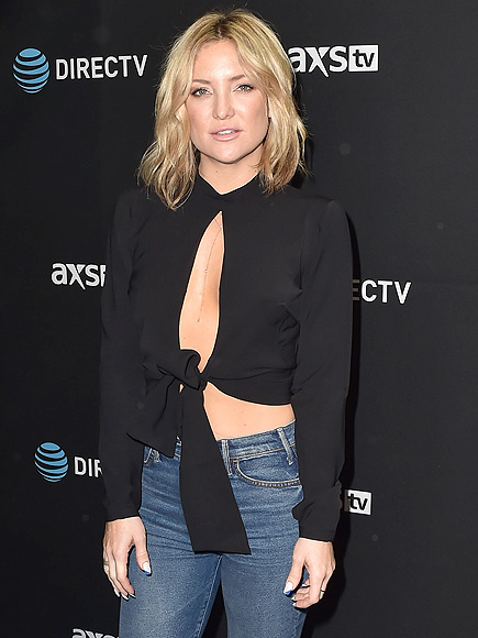 Kate Hudson on Adele, Making Music and Wanting Six More Kids