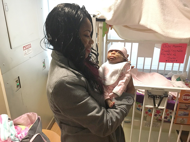 One of the Smallest Babies Ever Born Goes Home From Hospital