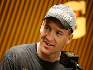 A Man and His Bud: Peyton Manning Not Paid to Mention Budweiser After Super Bowl Win