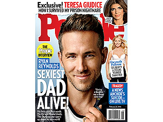 Sexiest Dad Alive! Ryan Reynolds Gets Personal About Fatherhood: 'Having a Daughter Was a Dream Come True'