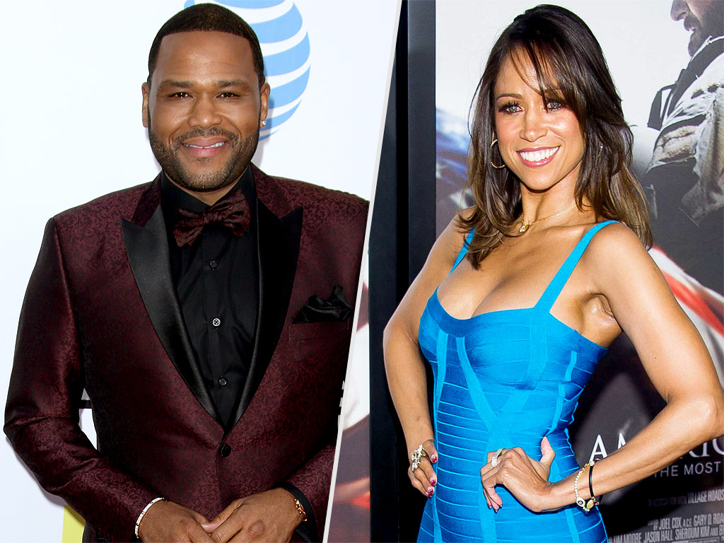 Stacey Dash Responds to Anthony Anderson's Callout at NAACP Image Awards
