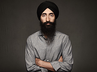 Sikh Actor Waris Ahluwalia Finally Headed Back to New York After Being Barred from Mexcian Flight for Refusing to Remove Turban