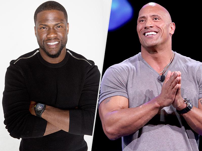 MTV Movie Awards 2016: Dwayne Johnson, Kevin Hart to Host