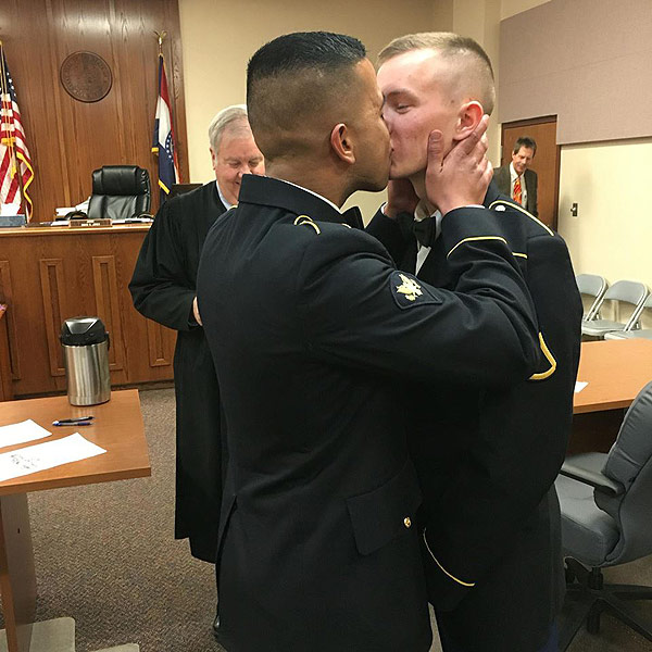 Gay People Military 16