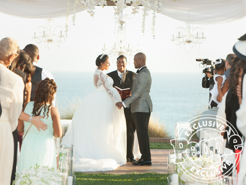 NE-YO Wedding: Marries Crystal Renay, Inside the Ceremony, How They Met