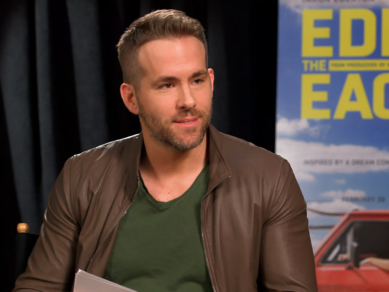 Ryan Reynolds Partners With Eddie Bauer as Philanthropic Ambassador