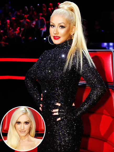 The Voice Season 10: Christina Aguilera Wants to Break the 'Girl Curse'
