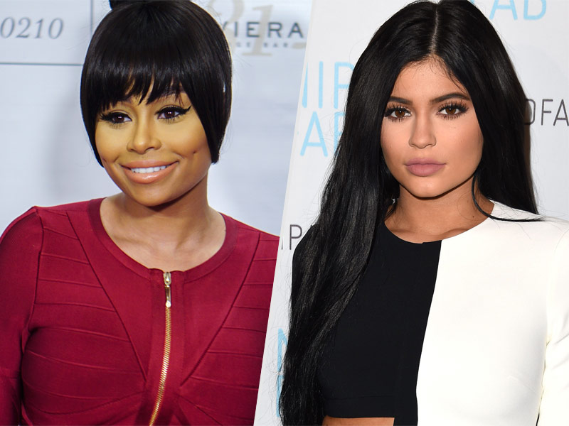 Is Blac Chyna Saying Kylie Jenner Copied Her Cooking Channel?