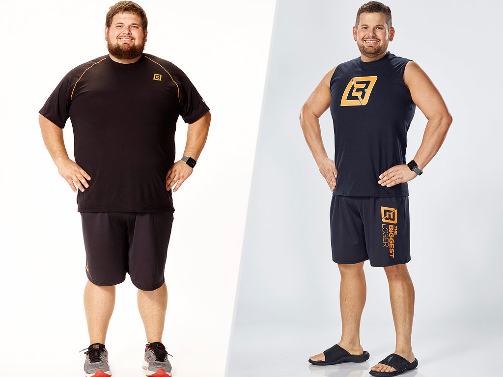 Biggest Loser Finale: Why Colby Wright Took Disadvantage Temptation