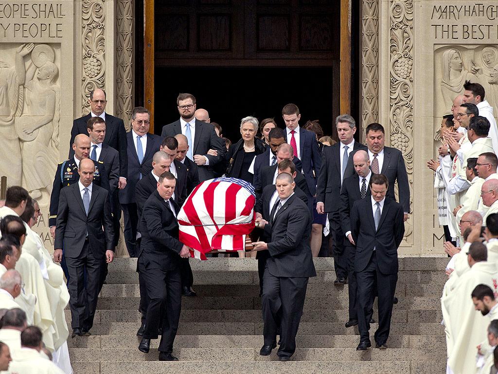 Antonin Scalia's Funeral Mass