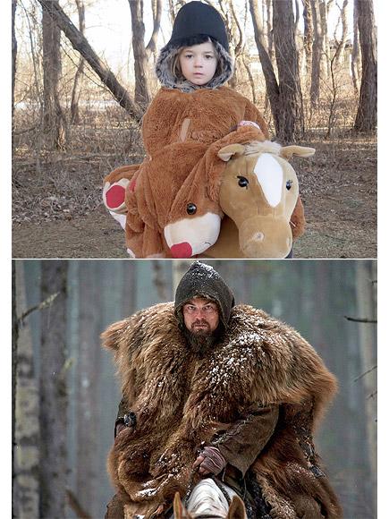 Oscars 2016: Kids Dress Up Like Leonardo DiCaprio, Brie Larson, More Nominees
